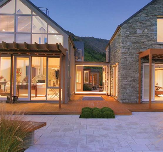 Shotcrete Home style