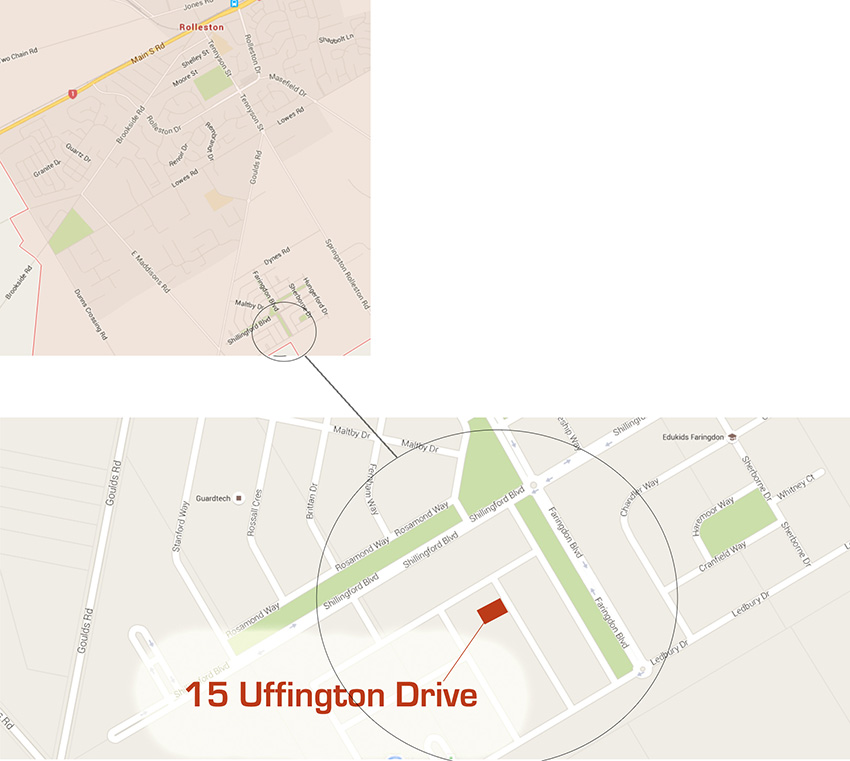 15 Uffington Drive